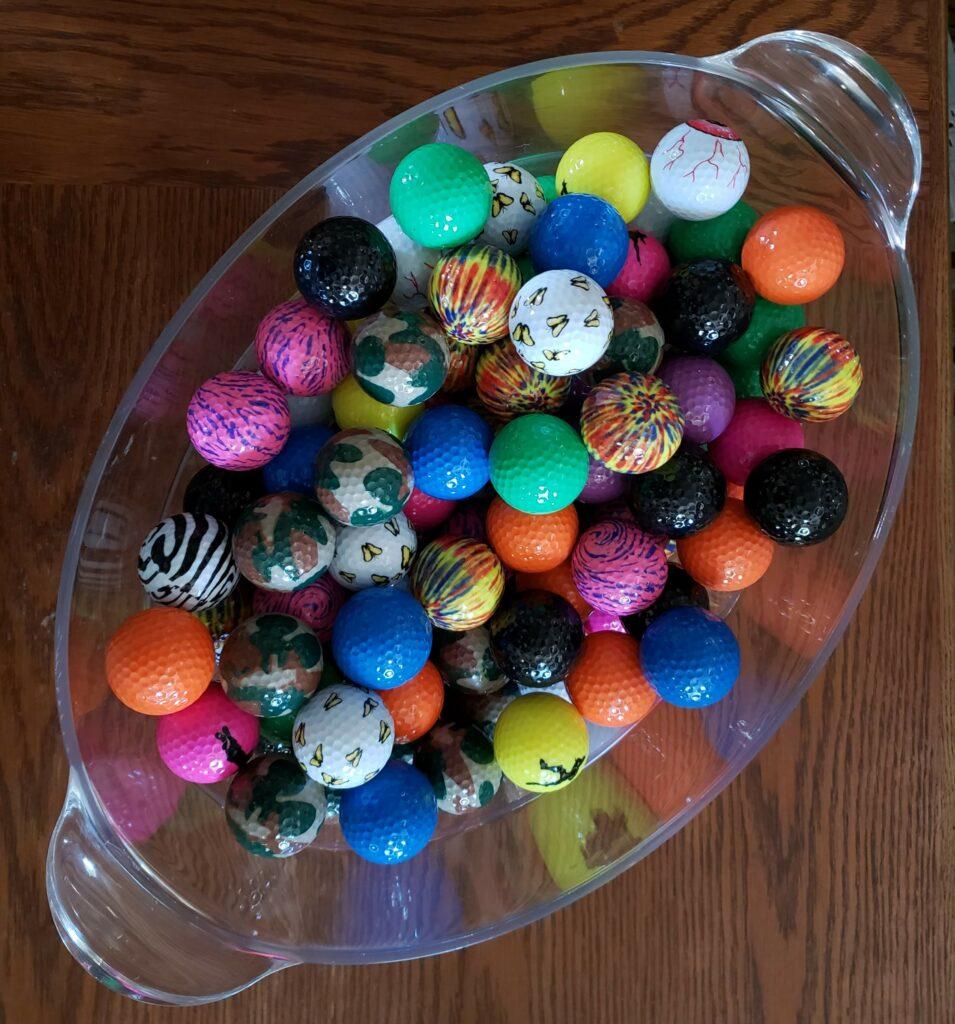 A Bucket of Balls